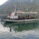Морская прогулка по Которской бухте (без гида)