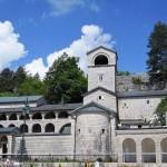 Два монастыря (Цетинский монастырь, Острог)