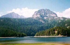Каньоны (рек Тара, Морача, Пива), Дурмитор, Черное и Пивское озеро