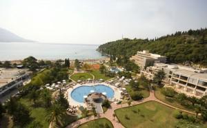 Отель 4* на самом берегу моря
