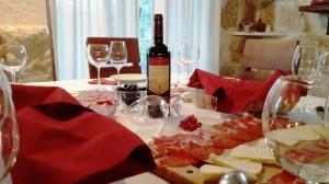 Посещение черногорских винарий