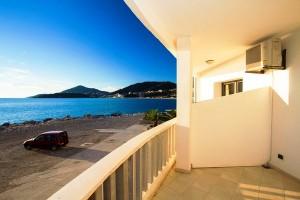 Апартамент студио (С-1) на берегу моря, 50 метров до пляжа